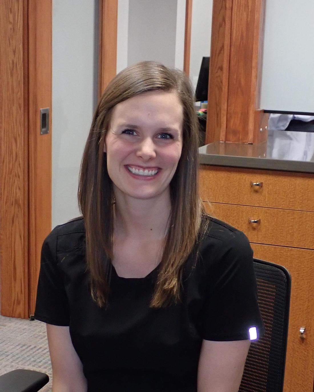 Colleen | Support Staff for Dentist Office in 61821